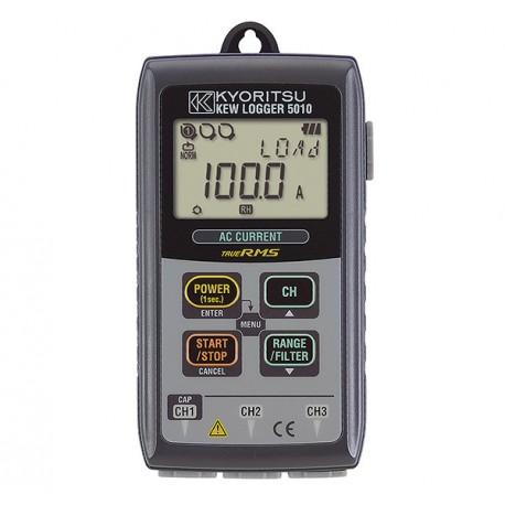 Kyoritsu KEW 5010 - Záznamník  proudů bez napěťové sondy
