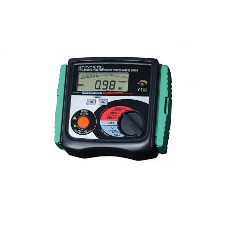 Kyoritsu KEW 3005A - Měřič izolace a spojitosti