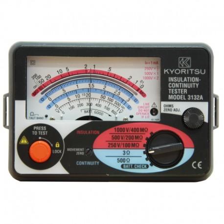Kyoritsu KEW 3132A - Měřič izolace a spojitosti