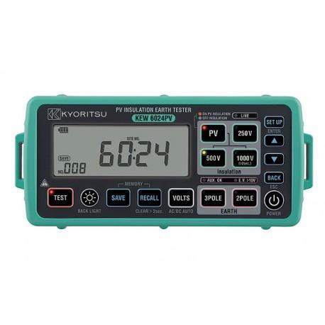 Kyoritsu KEW 6024PV -Měřič izolace