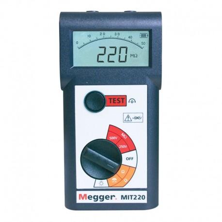 Megger MIT 220 - měřič izolačního odporu