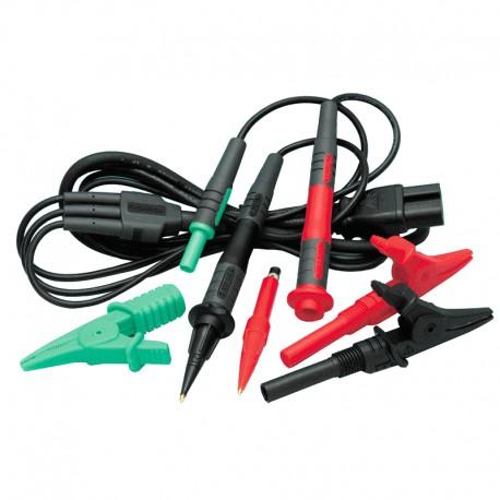 Kyoritsu KEW 7133B - Měřicí kabely