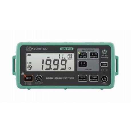 Kyoritsu KEW 4140 - Tester impedance smyčky