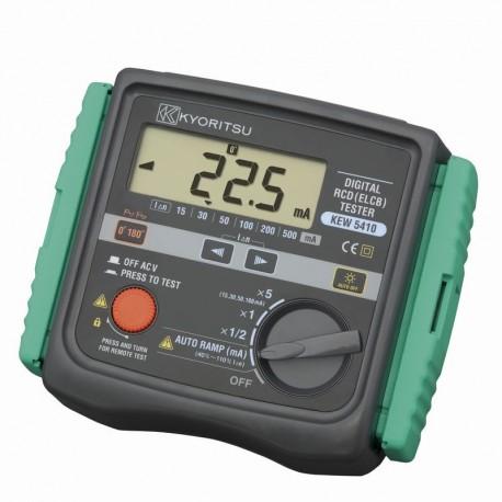 Kyoritsu KEW 5410 - Tester proudových chráničů