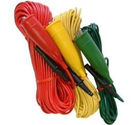 Kyoritsu KEW 7095A - Měřicí kabely
