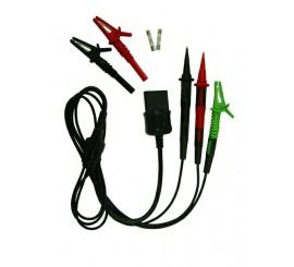Kyoritsu KEW 7121B - Měřicí kabely