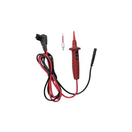 Kyoritsu KEW 7139A - Měřicí kabely