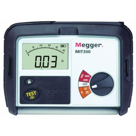 Megger MIT 300 - měřič izolačního odporu
