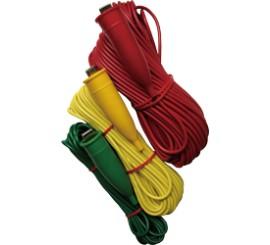 Kyoritsu KEW 7228A - Měřicí kabely