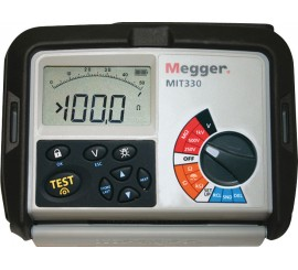 Megger MIT 330 - měřič izolačního odporu