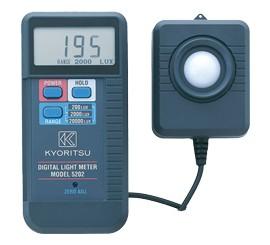 Kyoritsu KEW 5202 - Digitální luxmetr