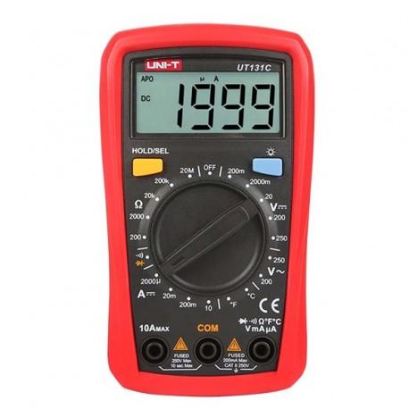 Uni-t UT 131C - multimetr s měřením teploty