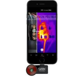Seek Thermal LQ-EAAX Seek CompactPRO FastFrame - termokamera pro APPLE