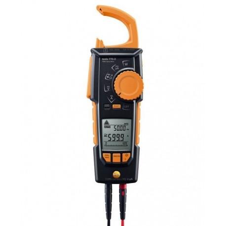 Testo 770-3 - TRMS klešťový multimetr