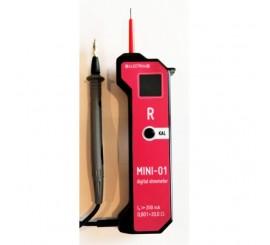 Electron Mini-01 - měřiče přechových odporů