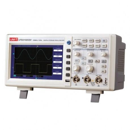 UNI-T UTD2102CEX - Osciloskop