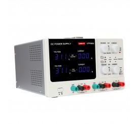 UNI-T UTP3303 - Laboratorní zdroj 2x0-32V/ 0-3A+ (5V-3A)