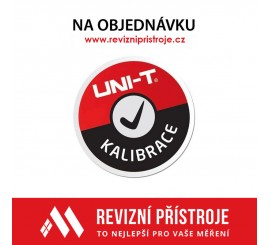 Kalibrace - Uni-T UT18A