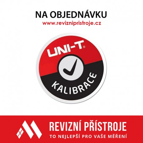 Kalibrace - Uni-T UT231