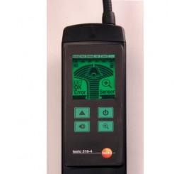 Testo 316-4 - detektor úniku chladiv