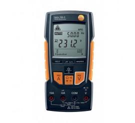 Testo 760-3 - digitální multimetr