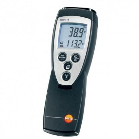 Testo 110 – NTC teploměr s vysokou přesností