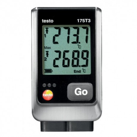Testo 175 T3 - 2-kanálový datalogger teploty