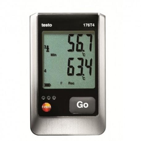 Testo 176 T4 - 4-kanálový datalogger teploty