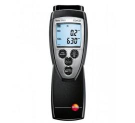 Testo 315-3 - Paralelní měření CO/CO2 s bluetooth
