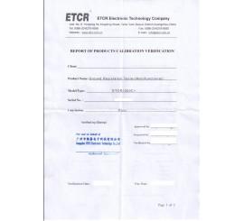 ETCR 2000C+ - měřič zemních odporů