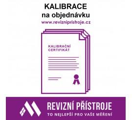 Kalibrace - Metra Blansko PU 590
