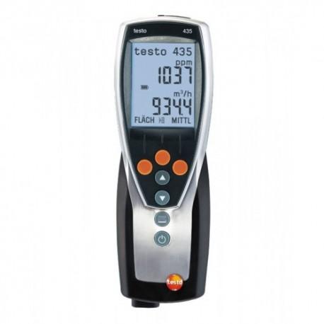 Testo 435-4 - Multifunkční měřicí přístroj