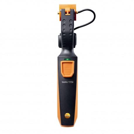 Testo 115i - Klešťový teploměr ovládaný chytrým telefonem