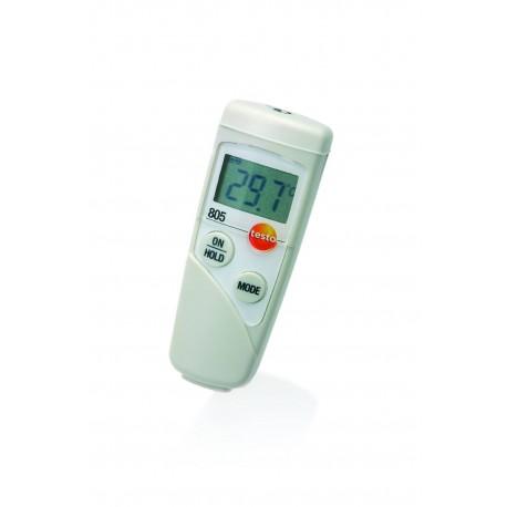 Testo 805 - Bezdotykový miniteploměr