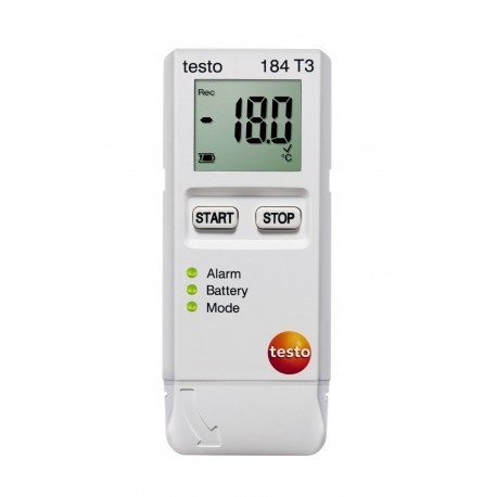 Testo 184 T3 - Záznamník teploty
