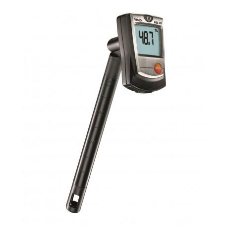 Testo 605-H1 - Termohygrometr