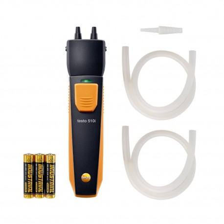 Testo 510i - Diferenční tlakoměr ovládaný chytrým telefonem