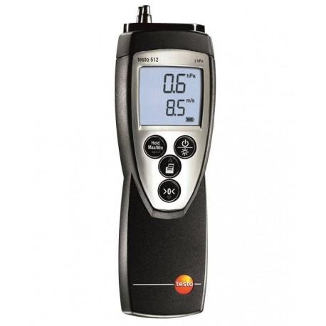 Testo 512 - Diferenční tlakoměr pro 0…200 hPa