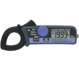 Kyoritsu KEW 2431 - Měřič unikajících proudů