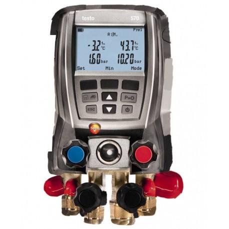 Testo 570-1 Sada - Digitální servisní přístroj