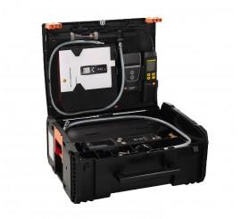 Testo 324 profesionální sada - Tlakoměr a přístroj pro měření množství úniku