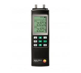 Testo 312-4 - Diferenční tlakoměr