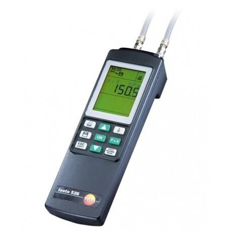 Testo 526-2 - Velmi přesný diferenční tlakoměr