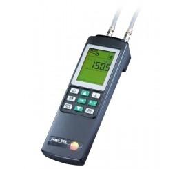Testo 526-1 - Velmi přesný diferenční tlakoměr