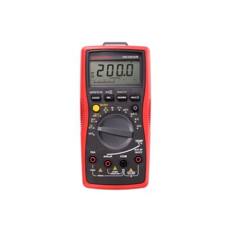 AM-540-EUR - číslicový podsvícený multimetr