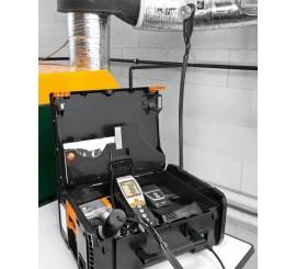 Testo 380 - Systém měření prachových částic