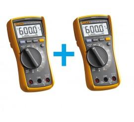 Fluke 117 EUR/TWIN - multimetr