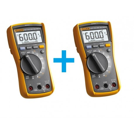 Fluke 117 EUR/TWIN - multimetr