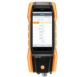 Testo 300 Longlife - Analyzátor spalin (O2, CO až do 15,000 ppm, NO – možnost doplnění)