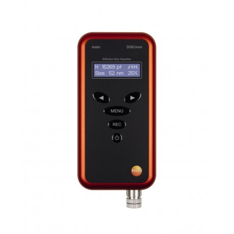 Testo DiSCmini - ruční přístroj pro měření počtu nanočástic